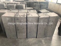 Blocco in grafite stampato ad alta purezza e basso prezzo per lavorazione Fonderia Metallurgia