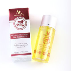 Cabelos Perda Anti-Hair ervas solução promove o crescimento do pêlo e crescimento rápido tratamento 20ml de essência de beleza Saúde Óleo Essencial