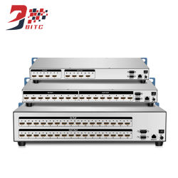4K HDMI videomatrix-Rangierlok 4kx2K@30Hz, der Matrix-4X4 8X8 16X16 Teiler 1080P@120Hz mit Fernsteuerungs2u für Blau-Strahl DVD