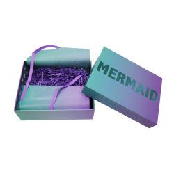 Konkurrierende Kappen-und Unterseiten-kosmetisches Papiergeschenk-verpackenkasten