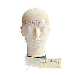Acessórios Microblading Marca de medição da ferramenta Régua pegajosa de maquiagem permanente