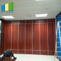 Конференции деревянные стены подвижной перегородки системы для выставочного зала