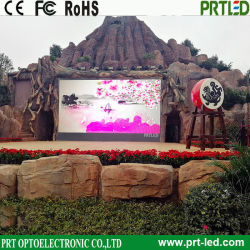 Pantalla LED para interiores publicidad al aire libre, a todo color Video Wall, Alquiler de pantalla de LED (P3.91, P4.81, P5.95. P6.25 Panel)