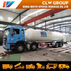 20t LPG Tanker-LKW-Zylinder-Station, die Becken-LKW Autogas füllt Bobtail Gas-Tanker des Tanker-20tons wieder füllt