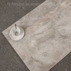 600X1200 Stone-Like серого цвета с износостойкими гостиной полированной плитки пола с остеклением
