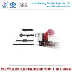 Cilindro hidráulico da lança telescópica gruas de elevação Personalizado Truck grua montada Jiaheng Cilindro de marca