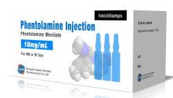 La phentolamine pour injection de mésylate de BPF Regitine Dibasin d'usine pharmaceutique de produits chimiques