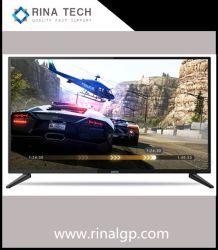 40inch intelligenter WiFi Flachbildschirm HD LED Netz-Ausgangs-LCD-IPTV Fernsehapparat