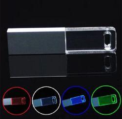 L'acrylique lecteur Flash USB Stick USB OEM personnalisés U de disque