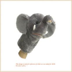 Ofertas grossistas Elefante Fofinhas Fantoche de Animais