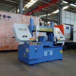 The Mitre horizontal a serra de fita a máquina