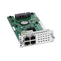 Ethernet-Schalterbaugruppen-Schicht 2 Nim-Es2-4 des Gigabit-4-Port