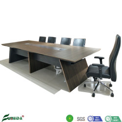 Un mobilier moderne de la mélamine Bureau Salle de réunion exécutive des Tables de conférence