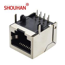 Ксп модульный разъем RJ45 Ethernet 8 контактный разъем RJ45