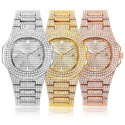Regardez les bijoux de mode 3 couleurs Mens bracelet Montres de cadeaux (JY-AL011)