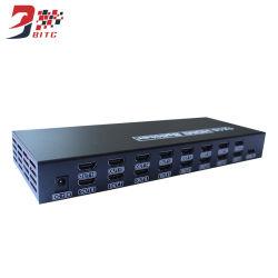 16 Splitser 1 van de haven HDMI in 16 uit HDMI Verdeler 4K@30Hz
