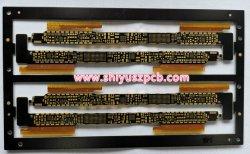 LCD 모듈을%s PCB 엄밀하 유연한 10개의 층 Enig