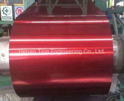 Farbe beschichtete galvanisierte Stahlrollenvorgestrichene Galvalume-Stahlringe