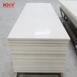 Acrylique pur à surface solide en dalles pour comptoir de cuisine