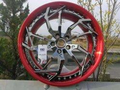 18-24 인치 Two-Pieces Fashion Forged Aluminum Car Alloy Wheels 또는 Alloy Rims