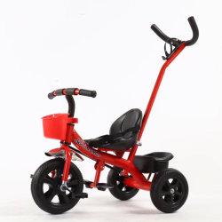 Giro caldo del carraio dei capretti tre di vendita sul triciclo del bambino del giocattolo
