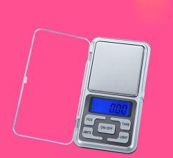 Plus petit poids Mini Digital Pocket Bijoux Échelle de l'or