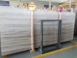 Wall/Floor/Interior Decoration/Countertop/Vanity Tops를 위한 나무로 되는 White 또는 Black 또는 브라운 또는 Yellow/Grey Marble Tiles