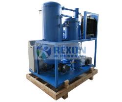 Aceite de vacío para purificador de agua contaminada de procesamiento de la Deshidratación de aceite hidráulico