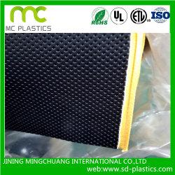 Tecido revestido de PVC com à prova de água utilizada para cobrir