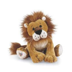 Un animal de peluche Peluche León blandos juguetes para niños
