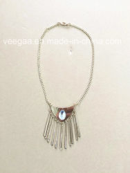 Form-Halsketten-Form-Schmucksache-Halsketten-Schmucksache-Kostüm-Schmucksache-Halskette