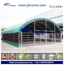 خيمة كبيرة لرفع الخيول / خيمة زراعية / خيمة تخزين / خيمة ليفستوك (JIT-333315T)