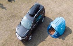 Alquiler de tejado Rack Cuadro Maletero transportista