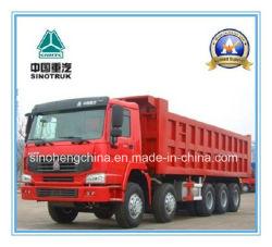 336HP Sinotruk HOWO 10X6の重いダンプカートラックZz3537n30d 7A/Now