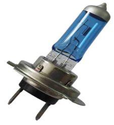 H7 12V Super White Lámpara halógena de tungsteno