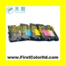 Cartouche d'encre compatibles pour l'utilisation Ricoh Gx-7000/5000/3000/3000S/3000sf/2500