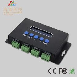 Artnet 5-24VDC LEDピクセルライト7A*4channel Spiドライバー