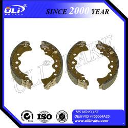 La oferta Semi-Metallic K1167 de la zapata de freno de disco de buena calidad