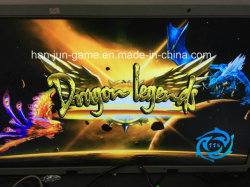 Oceaan Koning 2 de Machine van de Spelen van de Jager van de Vissen van de Legende van de Draak