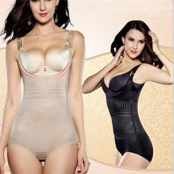 최신 판매 여자 허리 훈련 Shapewear 호리호리한 적합 코르셋 내복