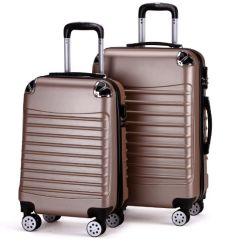 Usine directement des prix de gros bagages Trolley en aluminium ABS
