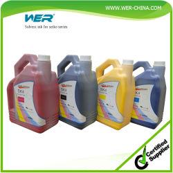 Xaar 382 Solvent Printing Ink für Digital Printer Use