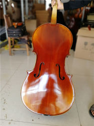 Handgemachtes festes geziertes altes Cello