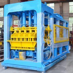 Qt10-15 Verrouillage automatique de haut niveau de sortie de ciment pavés Usine de fabrication du bloc de machines