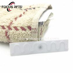 Прочного машинная стирка ткань из прачечной RFID метка для одежды Управления