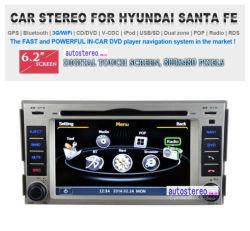 Auto GPS Navigation für Hyundai Santa Fe Headunit Car Stereo für DVD-Spieler Satnav Radio Hyundai-Santa Fe Headunit GPS Navigation Satnav Radio DVD-Spieler