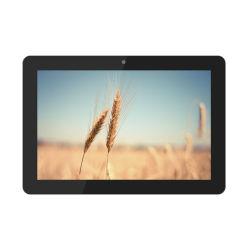 10 pouces de gros d'usine OEM industriel monté au mur d'alimentation Poe Android Tablet PC Bluetooth