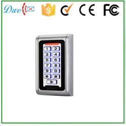 2000 ID utilisateur 125kHz Em métal étanche Clavier contrôleur d'accès autonome de la porte de la RFID