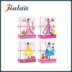 De Kleding van de manier voor de Zak van Dame Garments Packadging het Waterproof Paper Winkelen