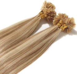 8-30 بوصة Nail U Tip Hair Extensions 100% من الشعر الحقيقي أفضل جودة مصنع الشعر البكر ريمي الجملة السعر
